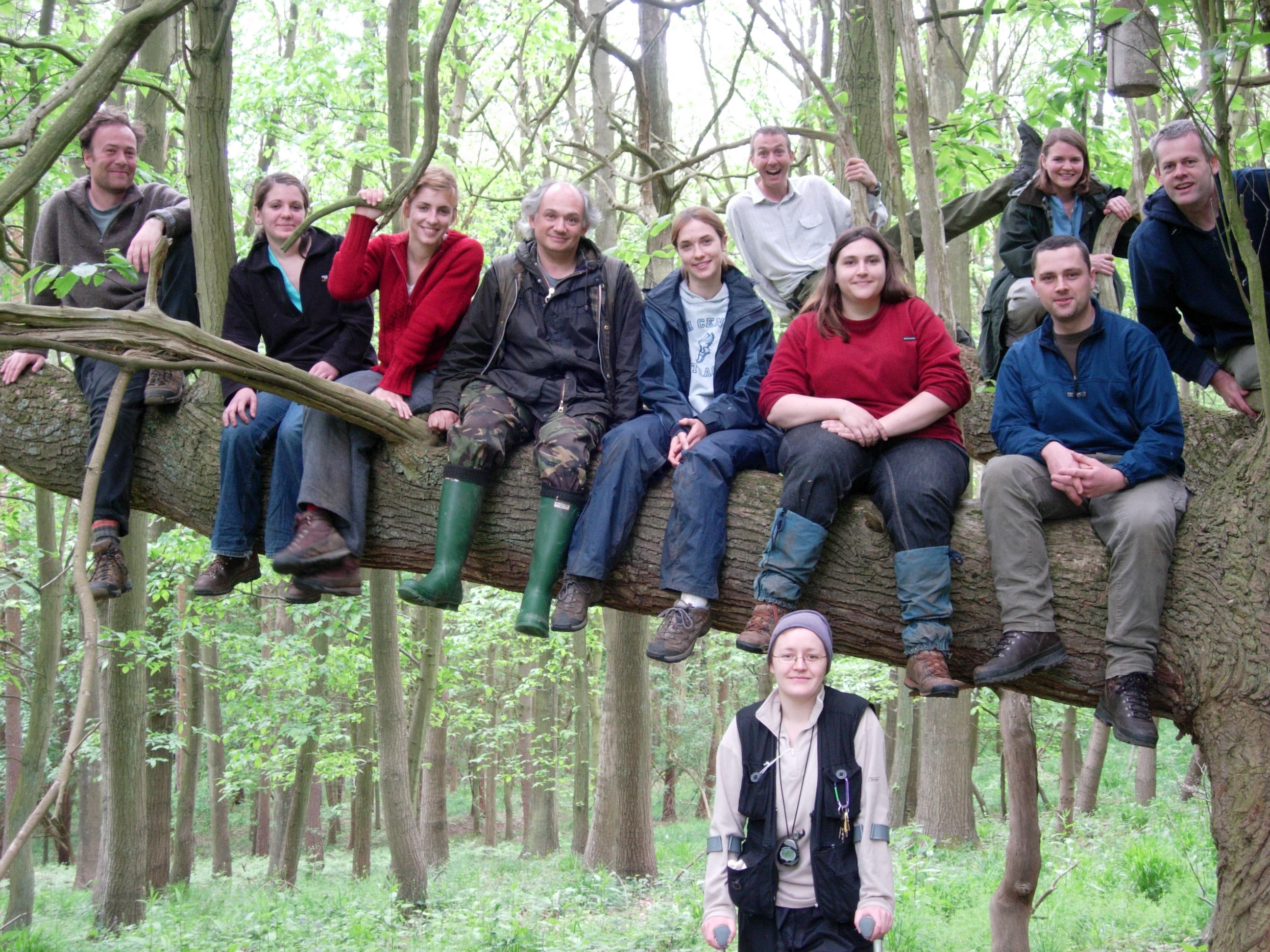 Annual tit workers 2005