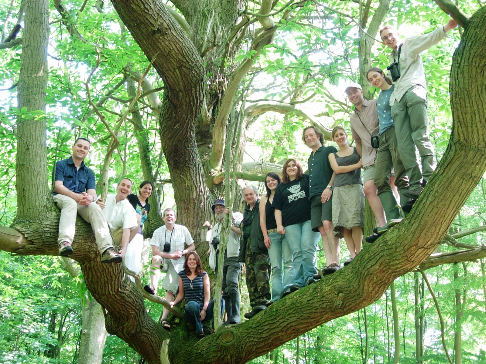 Annual tit workers 2006