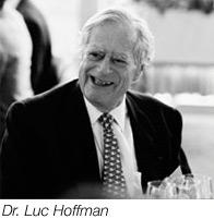 Dr. Luc Hoffman