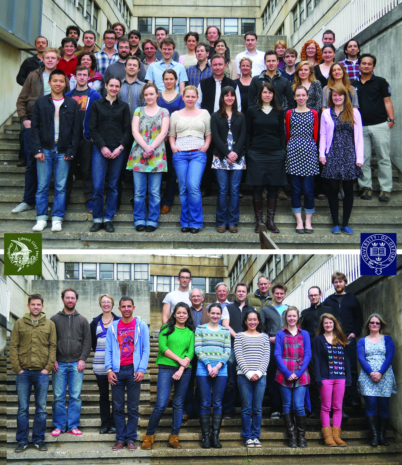 2012 Members of the EGI