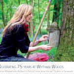 Celebrating 75 years at Wytham Woods