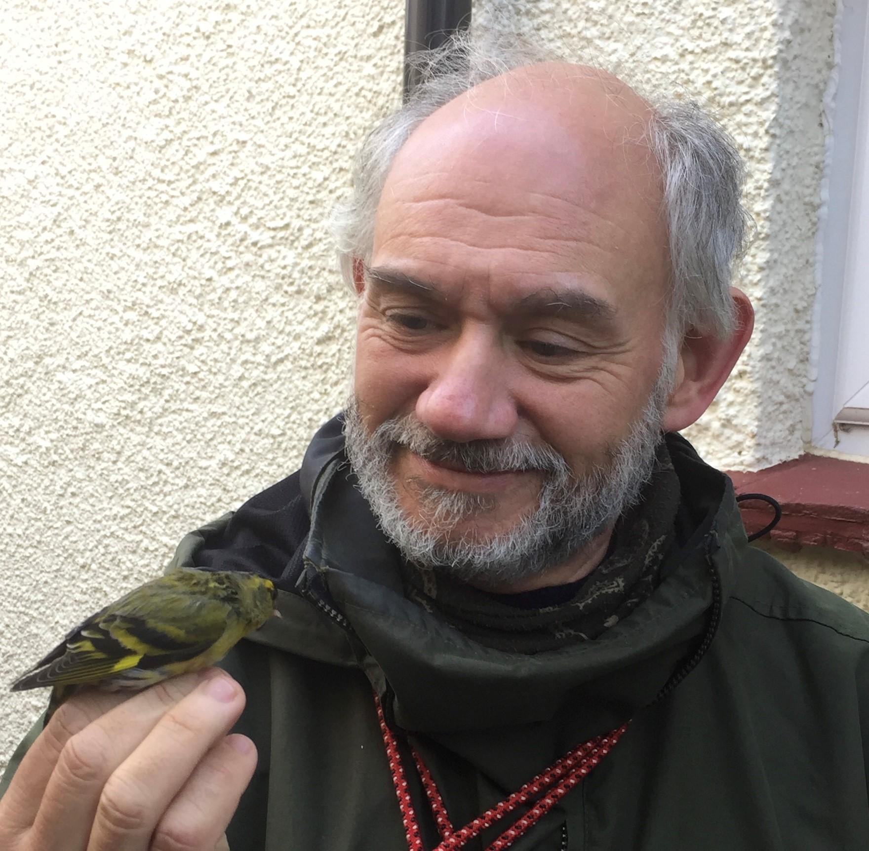 Professor Andrew Gosler